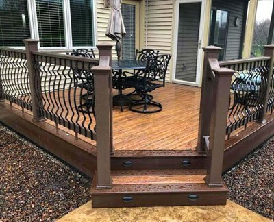custom deck builder contractor syracuse ny