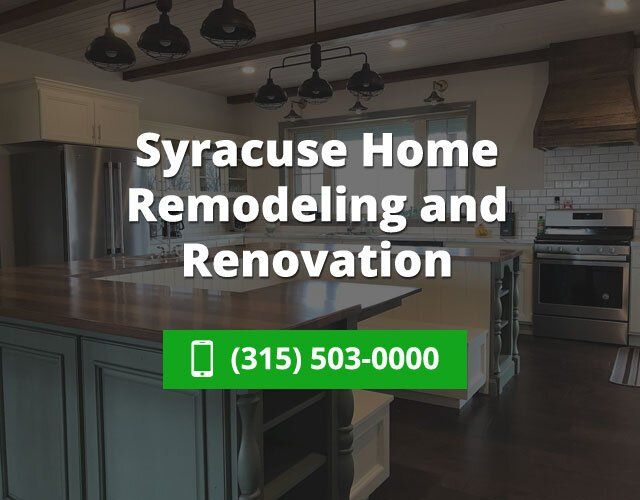 syracuse home improvement remodeling contractor