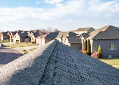 Asphalt Roof Shingles - Roof Replacement